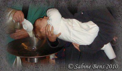 Baptêmes - Visuel