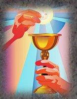 Chants de communion - Visuel