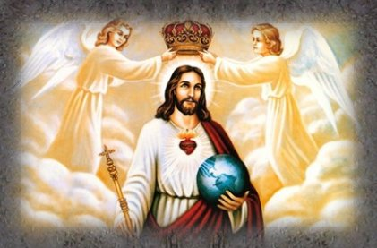 Christ Roi - Visuel